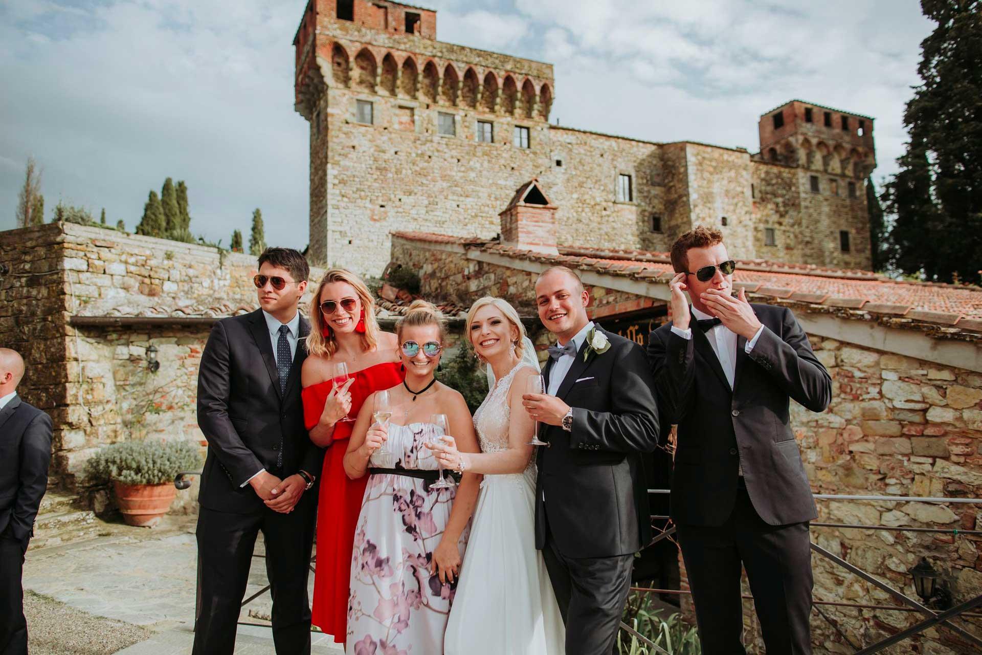 matrimoni agriturismo toscana